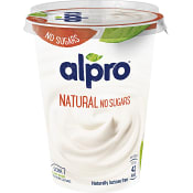 Soyayoghurt Naturell 500ml Alpro