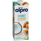 Kokos & mandeldryck 1l  Alpro