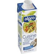 Kokosgrädde Glutenfri Mjölkfri 250ml Alpro