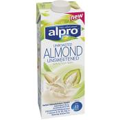 Mandeldryck Osötad Mjölkfri 1l Alpro