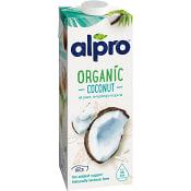 Kokosdryck Ekologisk Glutenfri 1L Alpro