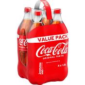 Coca-Cola 1,5l 4-p