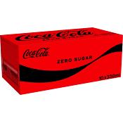 Zero 33cl 10-p Coca-Cola
