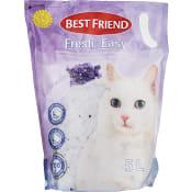 Kattsand Fresh & Easy Lavendel 5L Best Friend