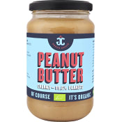 Peanut butter Creamy 340g KRAV Green choice