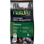 Briketter Cocos Premium 6kg Nature