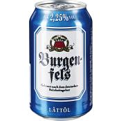 Lättöl 2,25% 33cl Burgenfels