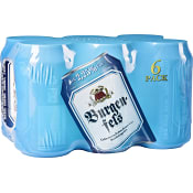 Lättöl 2,25% 33cl 6-p Burgenfels