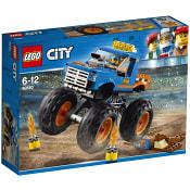 City Monstertruck 60180 LEGO