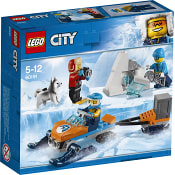 City Arktiskt utforskningsteam 60191 LEGO