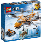 City Arktisk lufttransport 60193 LEGO