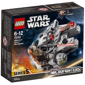 Star Wars Millennium Falcon Microfighter 75193 LEGO