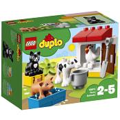 DUPLO Bondgårdsdjur 10807 LEGO