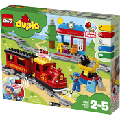 DUPLO Ångtåg 10874 LEGO