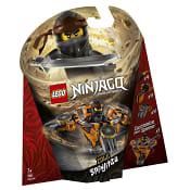 Ninjago Spinjitzu Cole 70662 LEGO