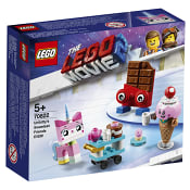 LEGO Movie Unikittys bästa vänner NÅGONSIN! 70822 LEGO