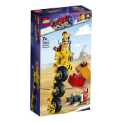 LEGO Movie Emmets trehjuling! 70823 LEGO