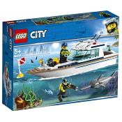 City Dykaryacht 60221 LEGO
