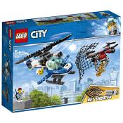 City Luftpolisens drönarjakt 60207 LEGO