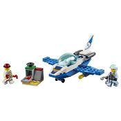 City Luftpolisens jetpatrull 60206 LEGO