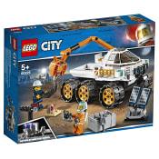 City Testkörning av Rover 60225 LEGO