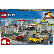 City Fordonscenter 60232 LEGO