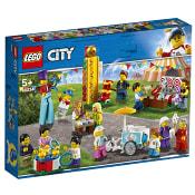 City Figurpaket Tivoli 60234 LEGO