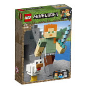 Minecraft Alex BigFig 21149 LEGO