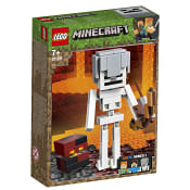 Minecraft BigFig skelett 21150 LEGO
