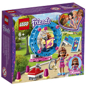 Friends Olivias hamsterlekplats 41383 LEGO