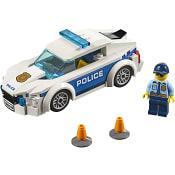 City Polispatrullbil 60239 LEGO