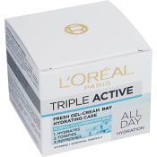 Ansiktskräm Triple active fresh Normal till blandhy 50ml Loreal