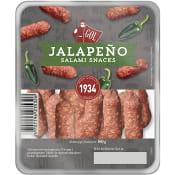 Salami Snacks Jalapeno 80g Göl