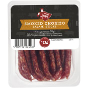 Salami Sticks Smoked chorizo 70g Göl