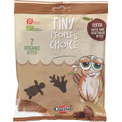 Barnsnacks Tiny People's choice Kakao dadlar & grönsaker 7-p Piece of Nature