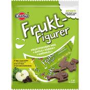Fruktfigurer Äpple, päron & grönkål utan tillsatt socker 70g Castus