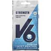 Tuggummi Strenght Sweet menthol Sockerfri 30g V6
