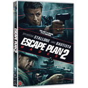 Escape Plan 2 Dvd