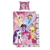 Bäddset My little Pony 150x210cm