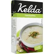Thaisoppa 4% 500ml Kelda
