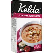 Toscansk Tomatsoppa 3% 500ml Kelda