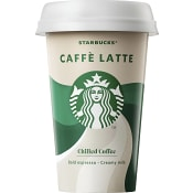 Kaffedryck Seattle latte 220ml Fairtrade Starbucks