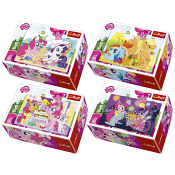 Pussel Mini My Little Pony 54bitar Trefl
