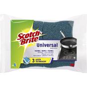 Rengöringssvamp Universal 2-p Scotch Brite