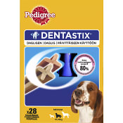 Dentastix Medium 28-p 720g Pedigree
