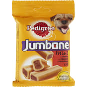 Jumbone Mini 4-p 180g Pedigree