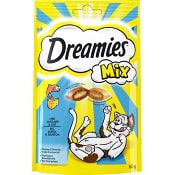 Mix Lax & ost Kattgodis 60g Dreamies