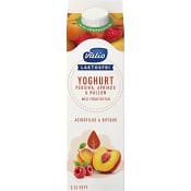Yoghurt Persika aprikos & hallon Laktosfri 1000g Valio