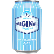 Long Drink Original 2.2% 33cl Arvid Nordquist