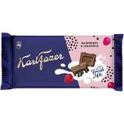 Chokladkaka Raspberry Liquorice 145g Fazer